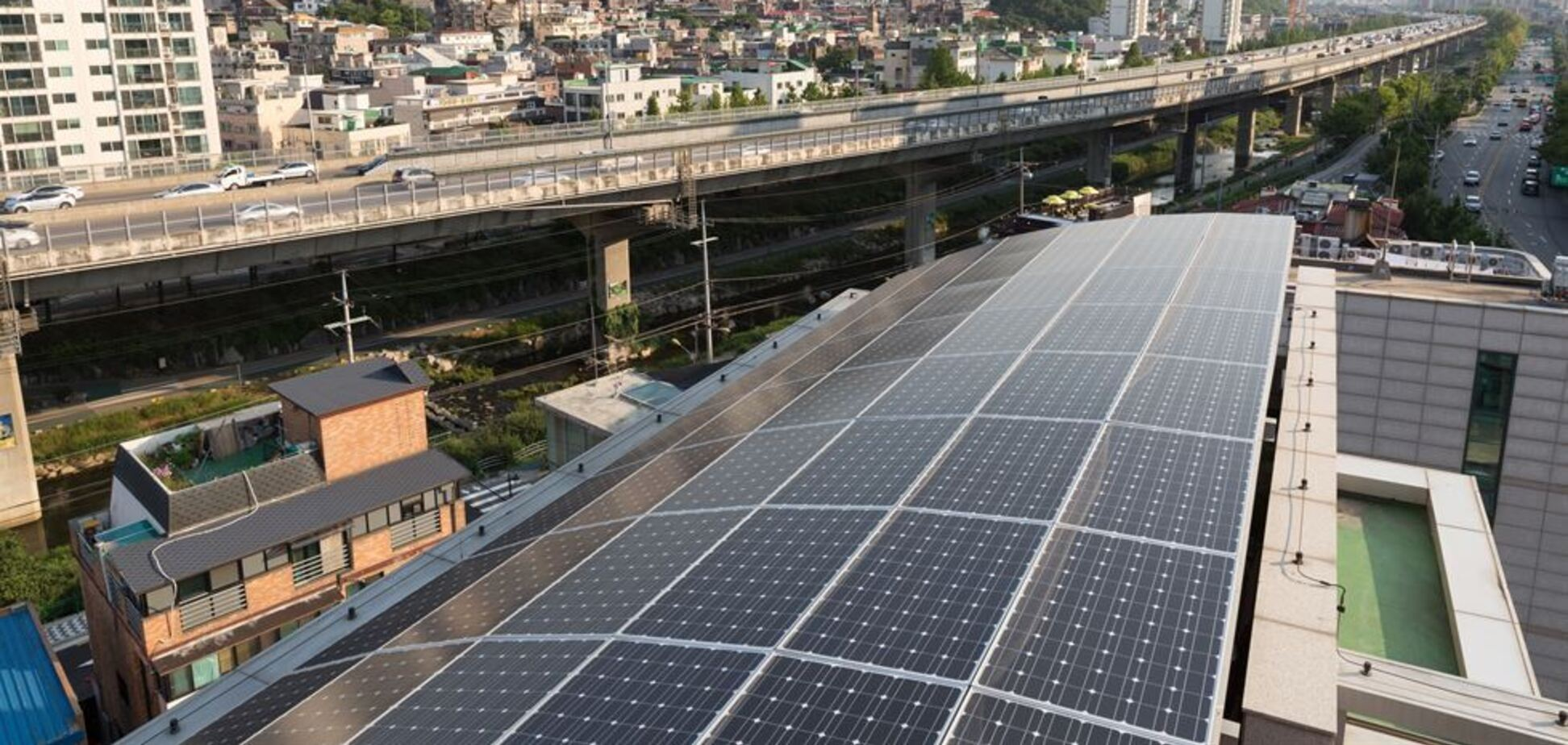 У Кореї житлові будинки перетворять на генератори відновлюваної енергії: що планують зробити