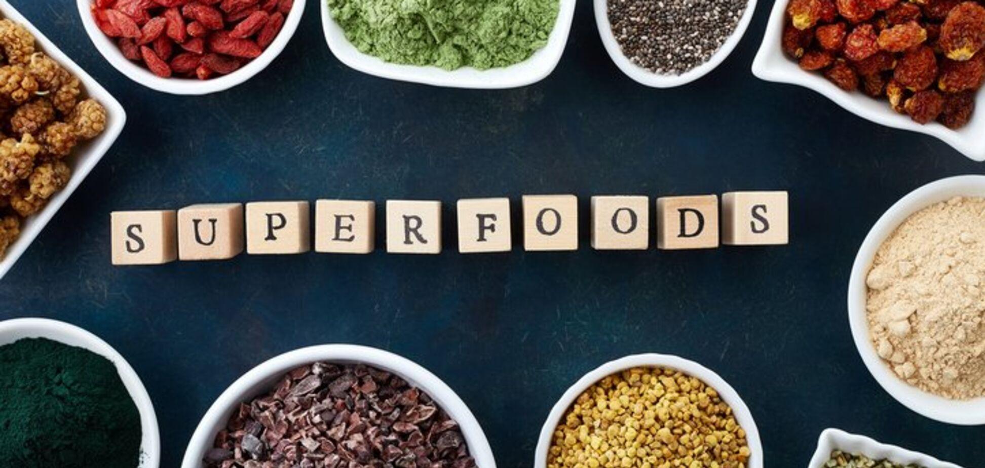 Семена чиа и масло гхи: суперфуды, которые не нужны