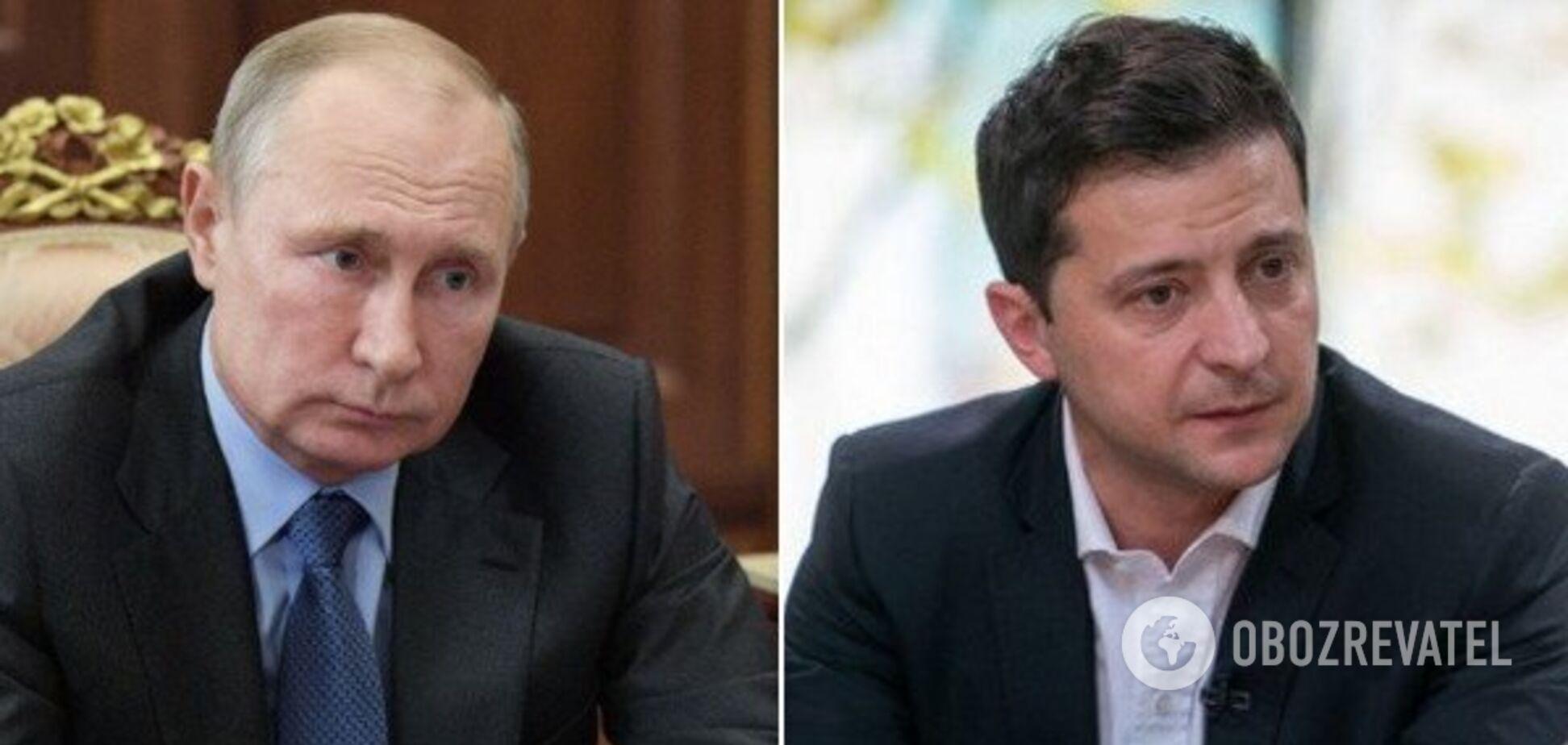 Зеленський зустрінеться з Путіним у Парижі