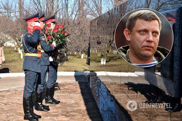 "В ""ДНР"" открыли мемориал Захарченко"