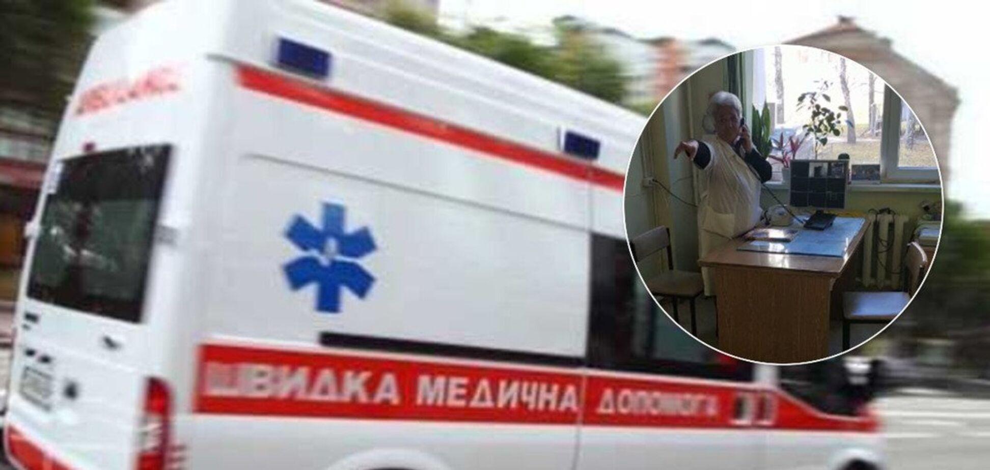 'Моя мама умирает!' Из-за равнодушия врачей в Харькове скончалась пожилая женщина