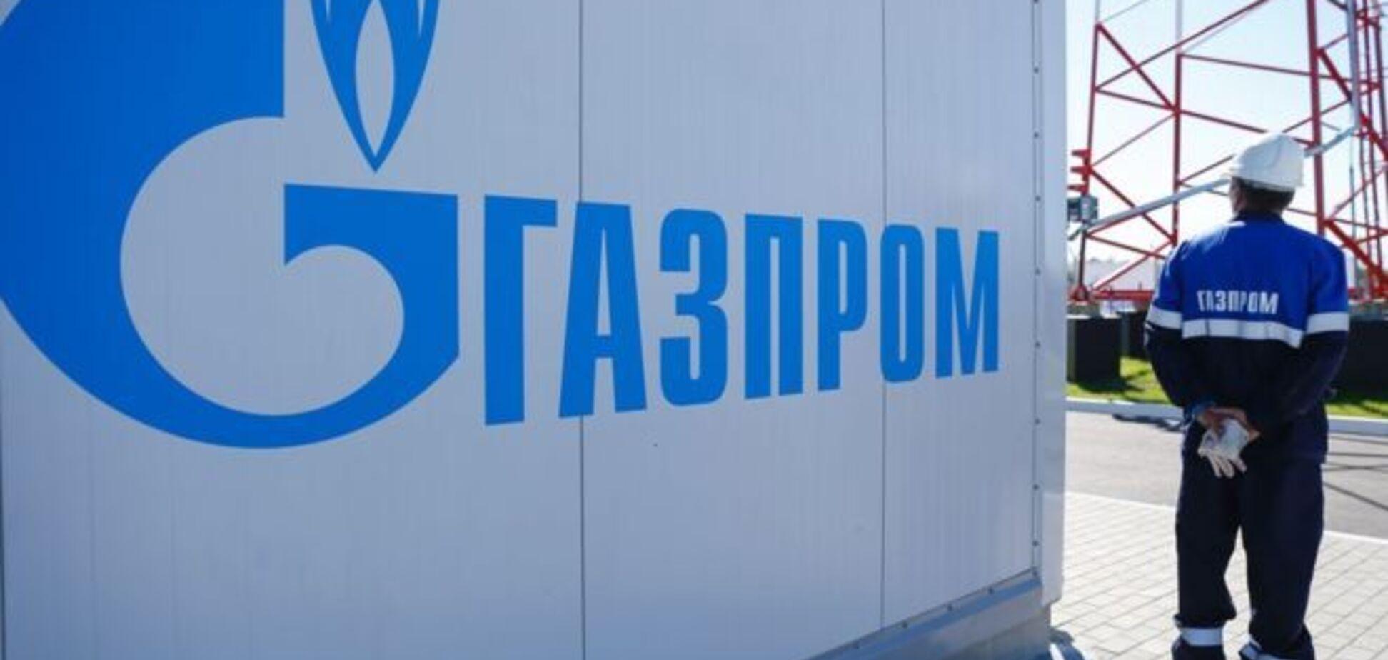 Этой зимой 'Газпром' ждет катастрофа