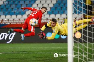 Динамовский гол в Сербии: результаты отбора Евро-2020 14 ноября