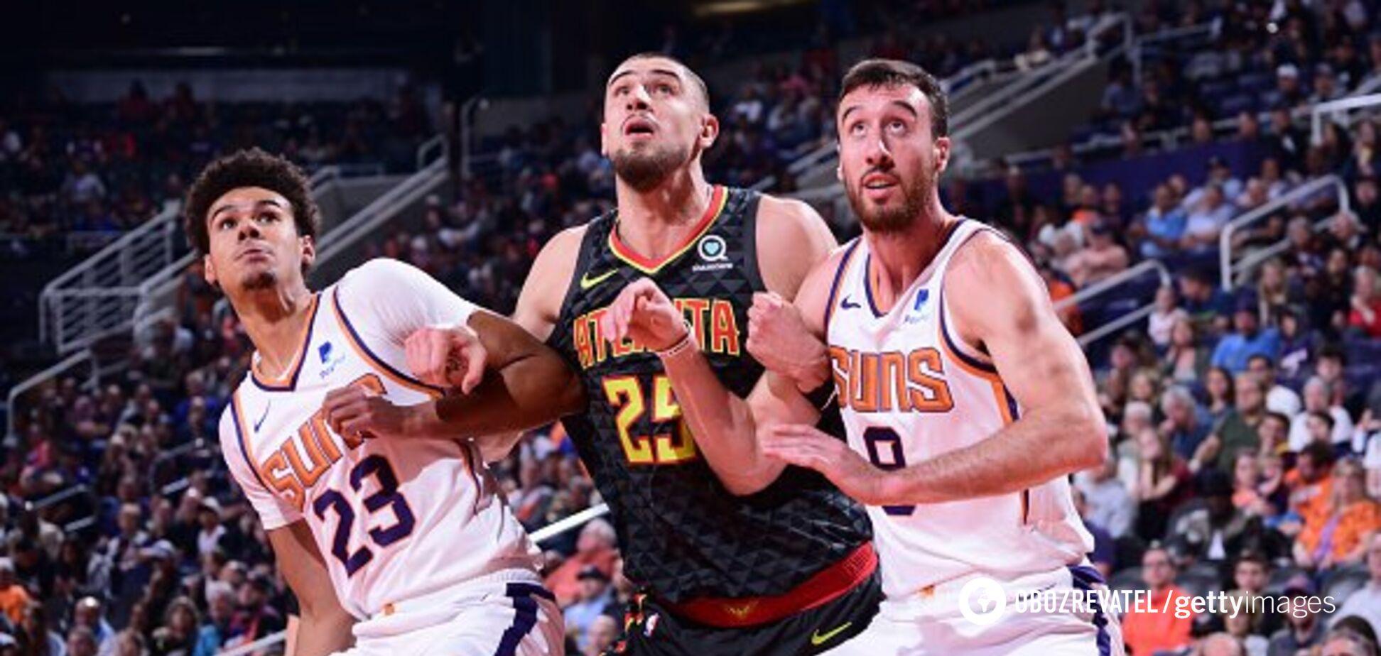 Рекорд! Українець Лень провів потужний матч у НБА – відео