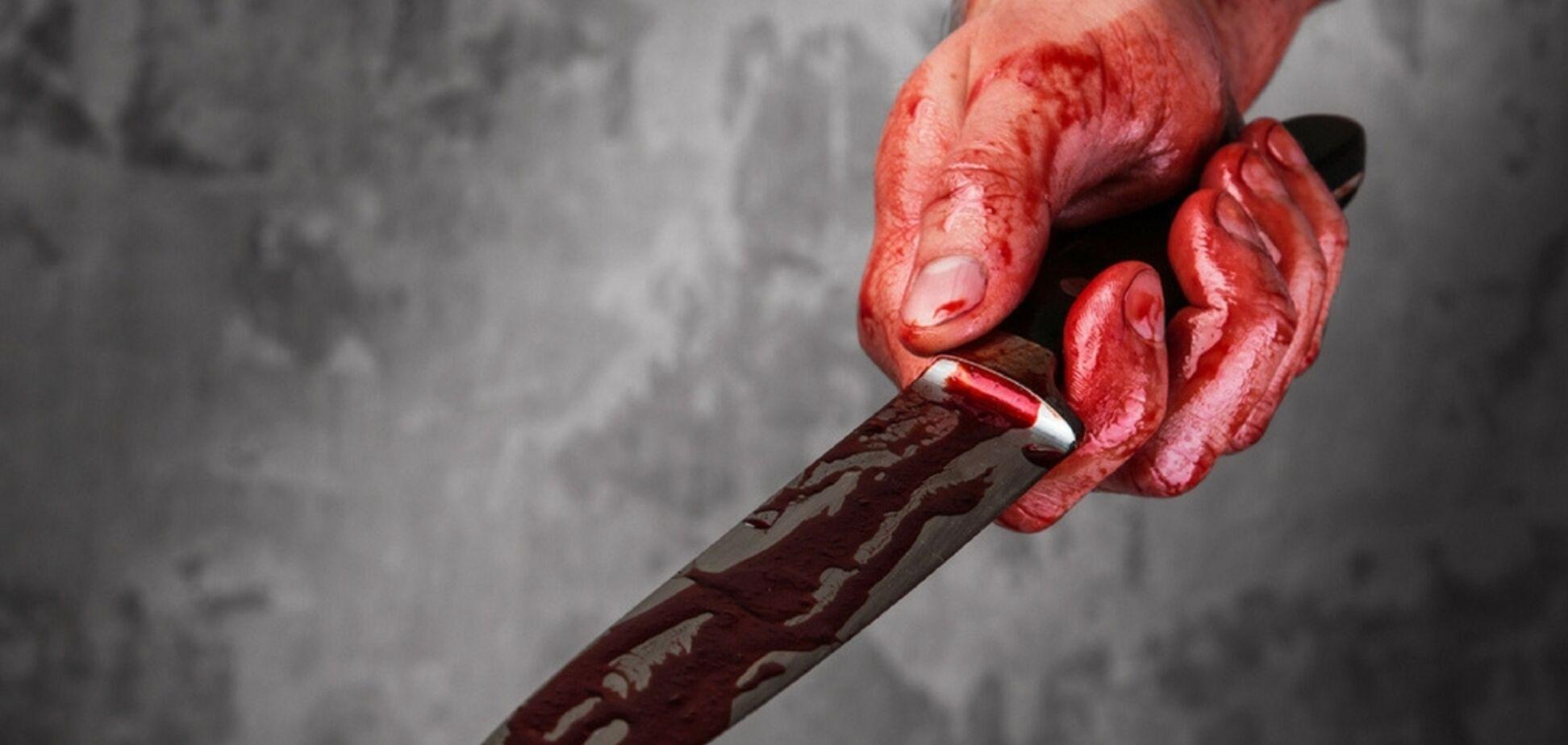 Лужи крови: в Кривом Роге произошел смертельный конфликт между мужчинами