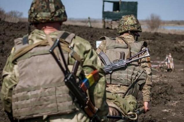 Отвод войск на Донбассе