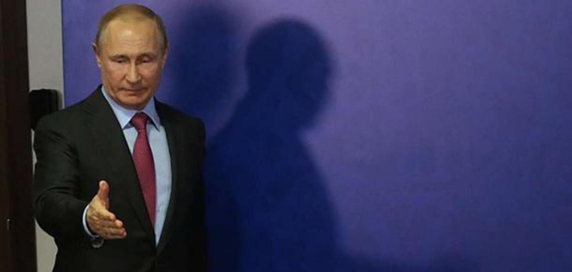 Владимир Путин. Источник: 24 канал