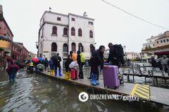 Наводнение вВенеции