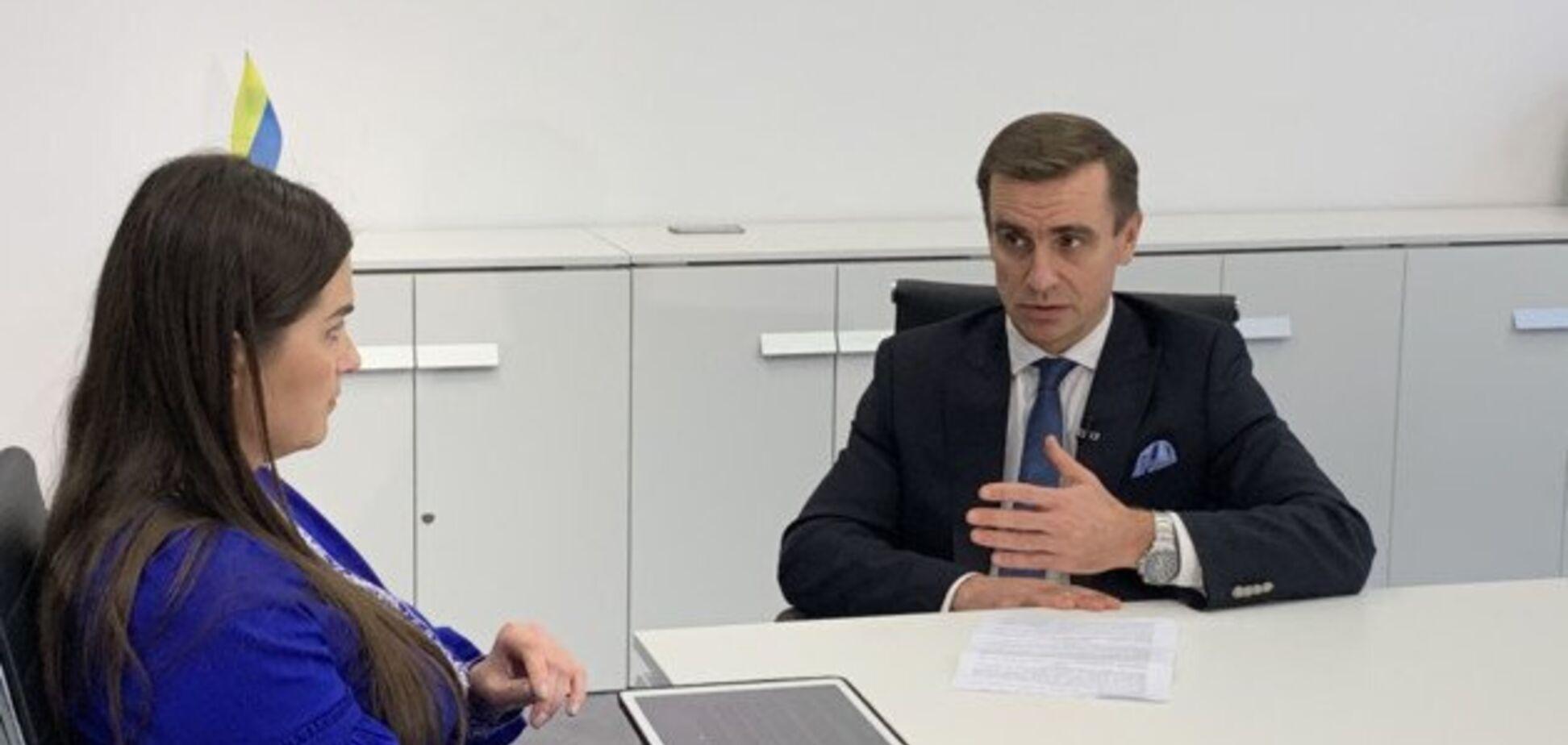 'Во время контактов Порошенко с США вопросы 'Бурисмы' и Байдена не затрагивались' – Елисеев