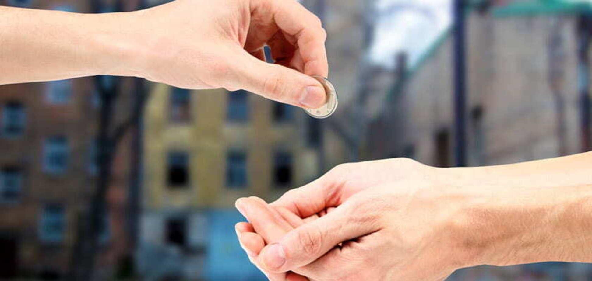 Активно жертвовать — это значит перечислять хотя бы 20 грн в месяц