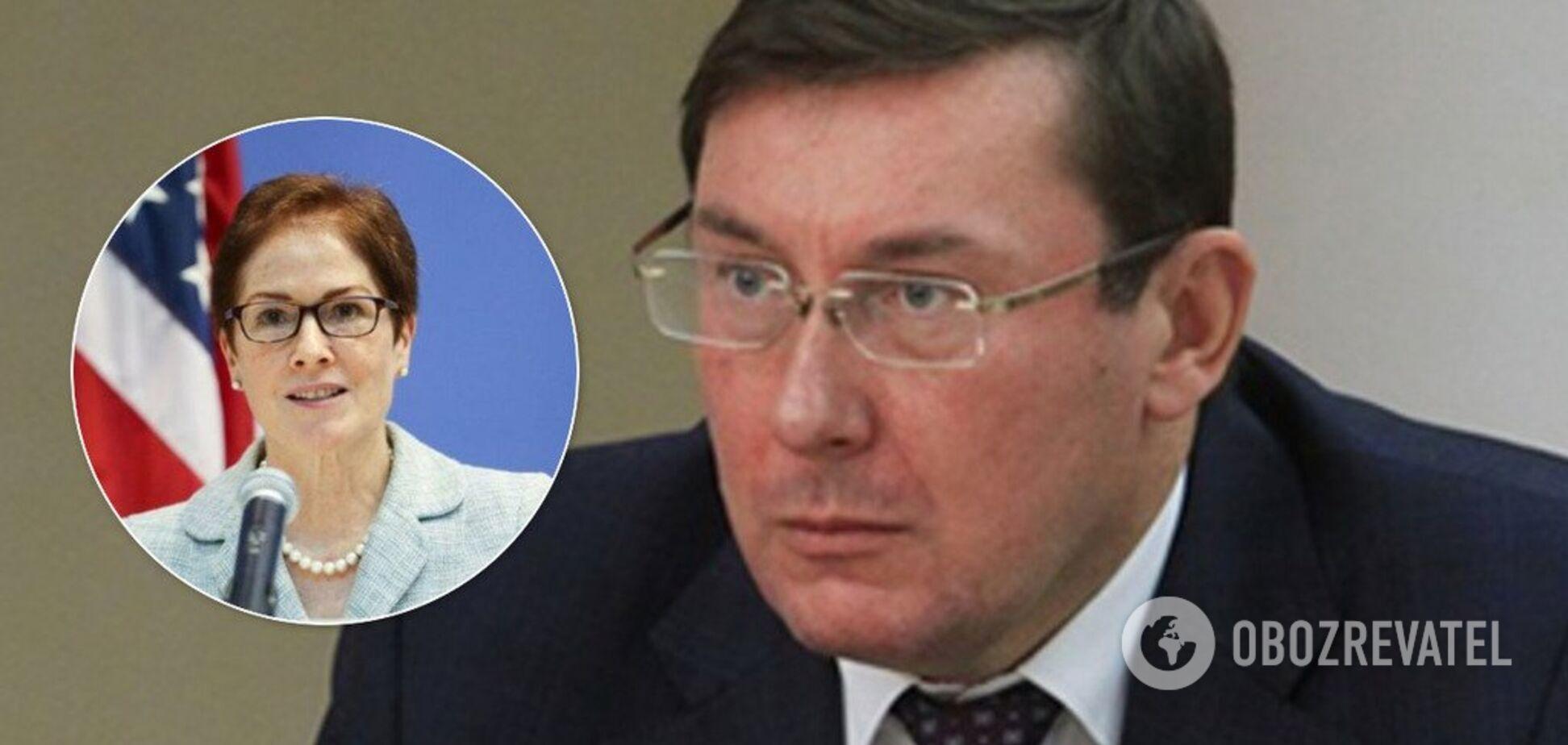 'Она лжет!' Луценко выдвинул громкие обвинения Йованович