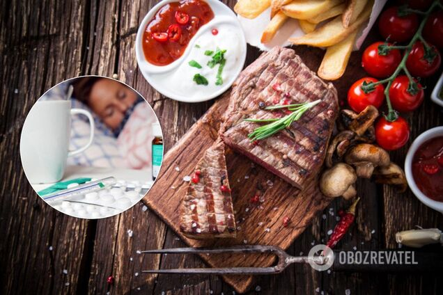 Названо дієту від грипу: які продукти їсти
