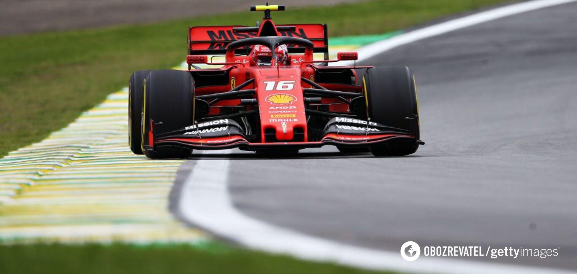 Где смотреть Гран-при Бразилии: расписание трансляций Формулы-1