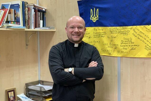 Степан Сус стал самым молодым католицким епископом в мире