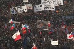 Протест в Празі