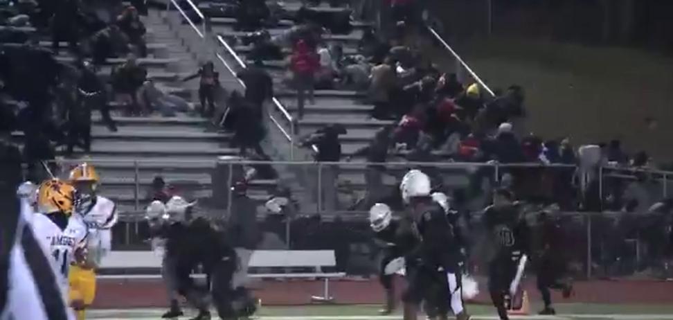 Неизвестный расстрелял зрителей на футбольном матче в США - опубликовано видео