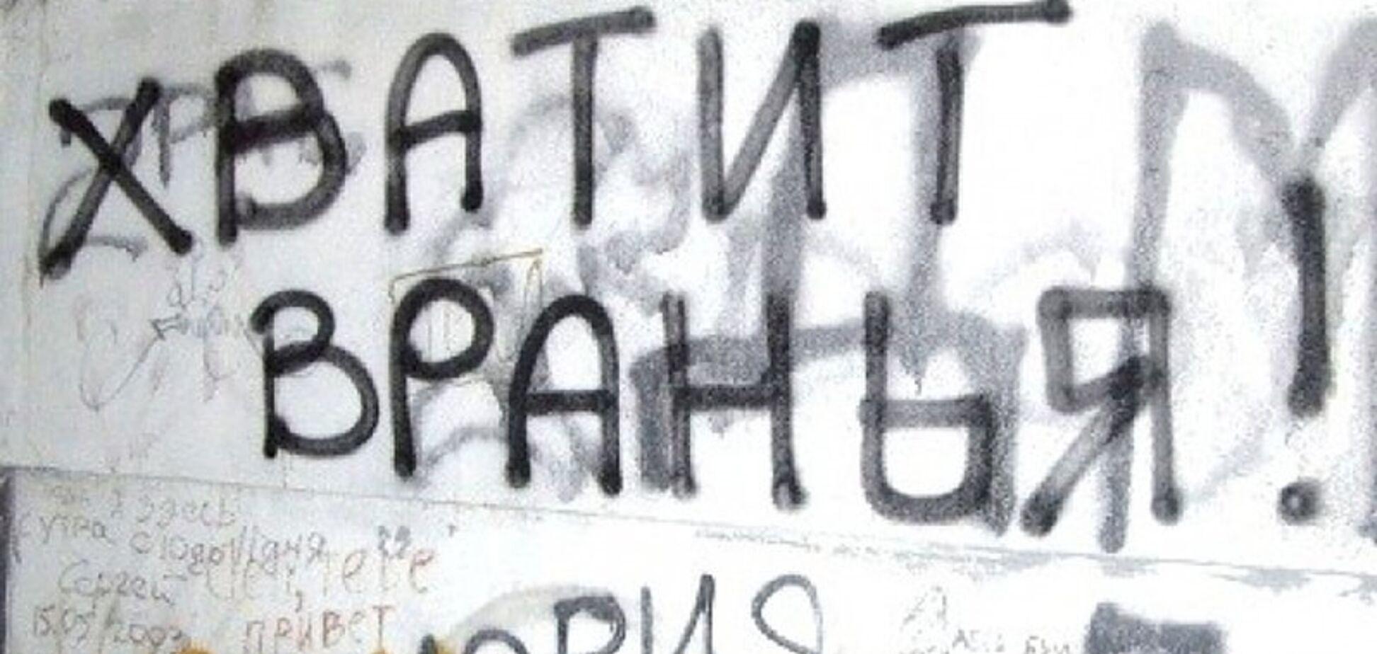 Россия должна вернуть Украине все украденное имущество