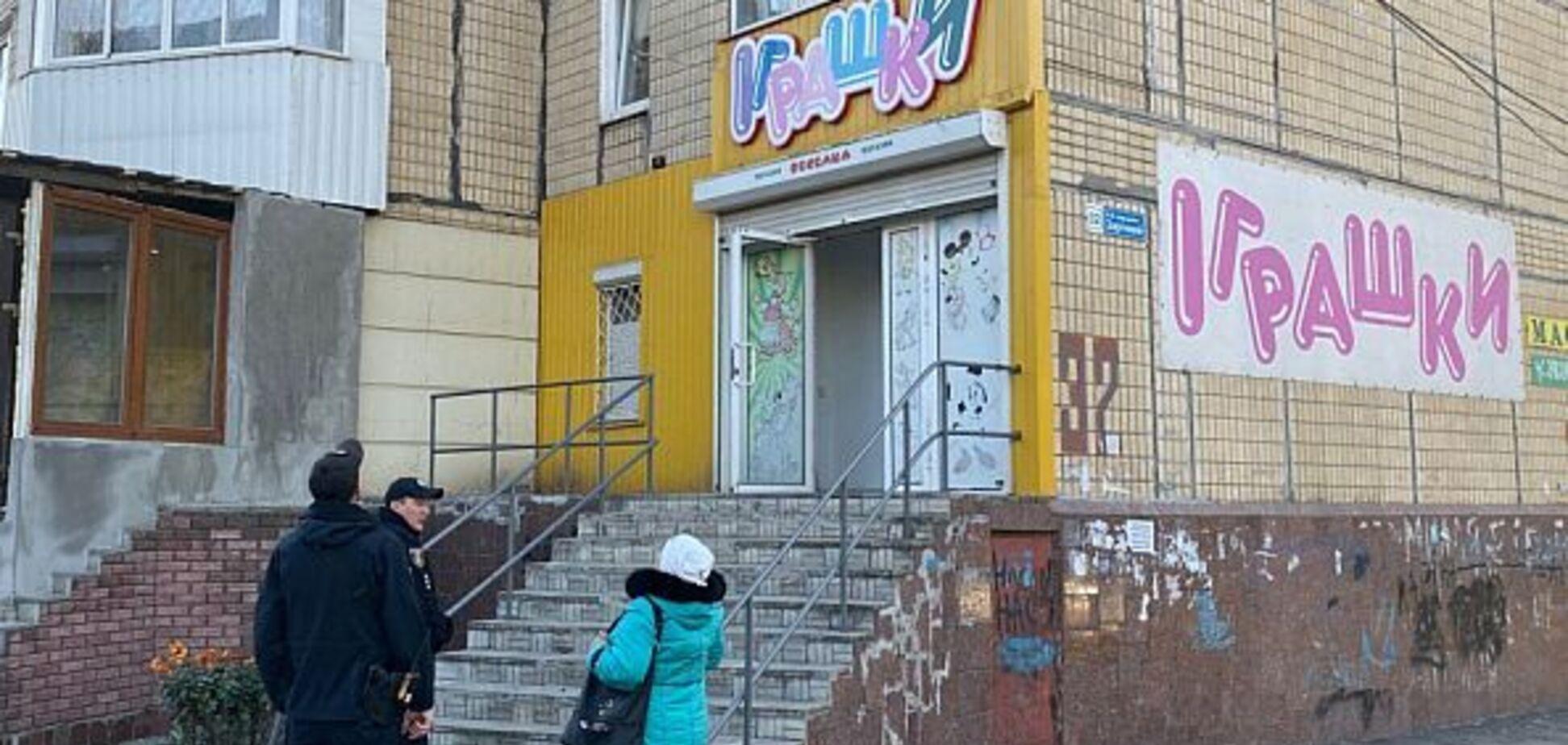 В Кривом Роге мужчина выпал из окна 11 этажа: фото 18+