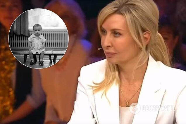 Овсиенко хочет усыновить ребенка