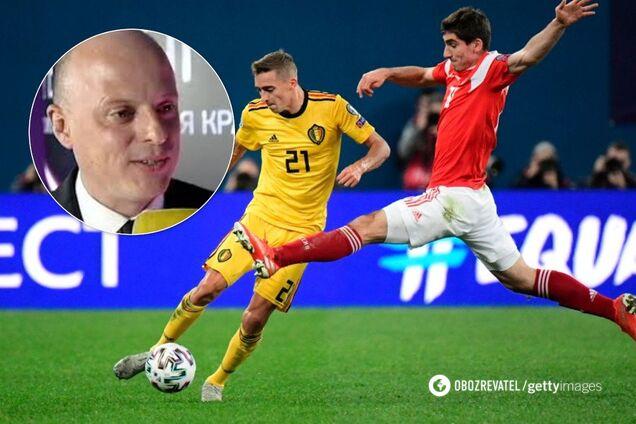 Вацко познущався над збірною Росії