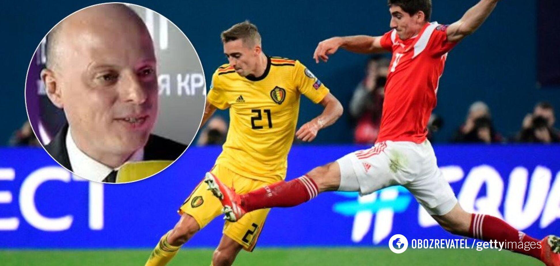 Вацко познущався над збірною Росії після розгрому у відборі Євро-2020
