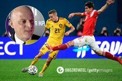 Вацко поиздевался над сборной России после разгрома в отборе Евро-2020