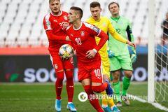 Сербія - Україна: відео голів матчу відбору на Євро-2020