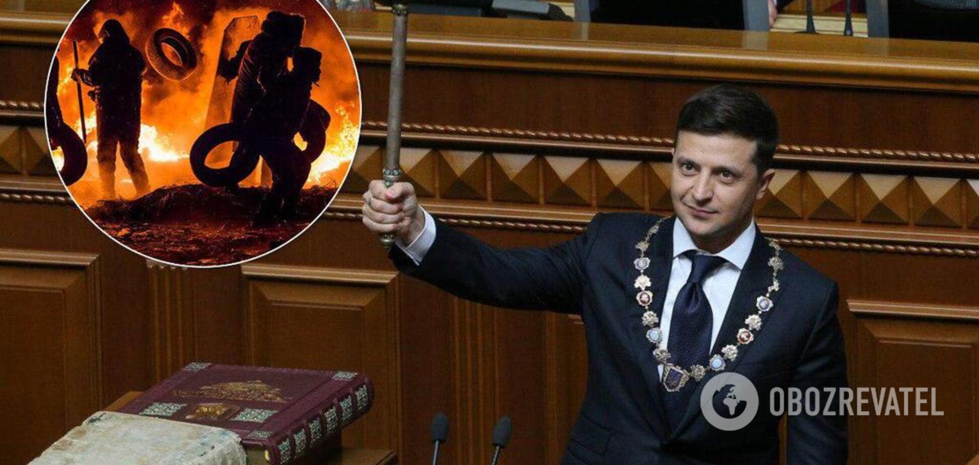 Рада прервала расследование дел Майдана: в чем дело