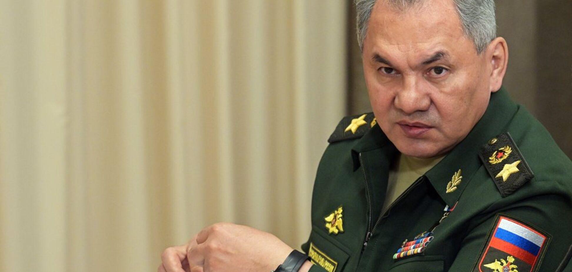 В сторону Кремля прилетела обратка: 'привет' Шойгу