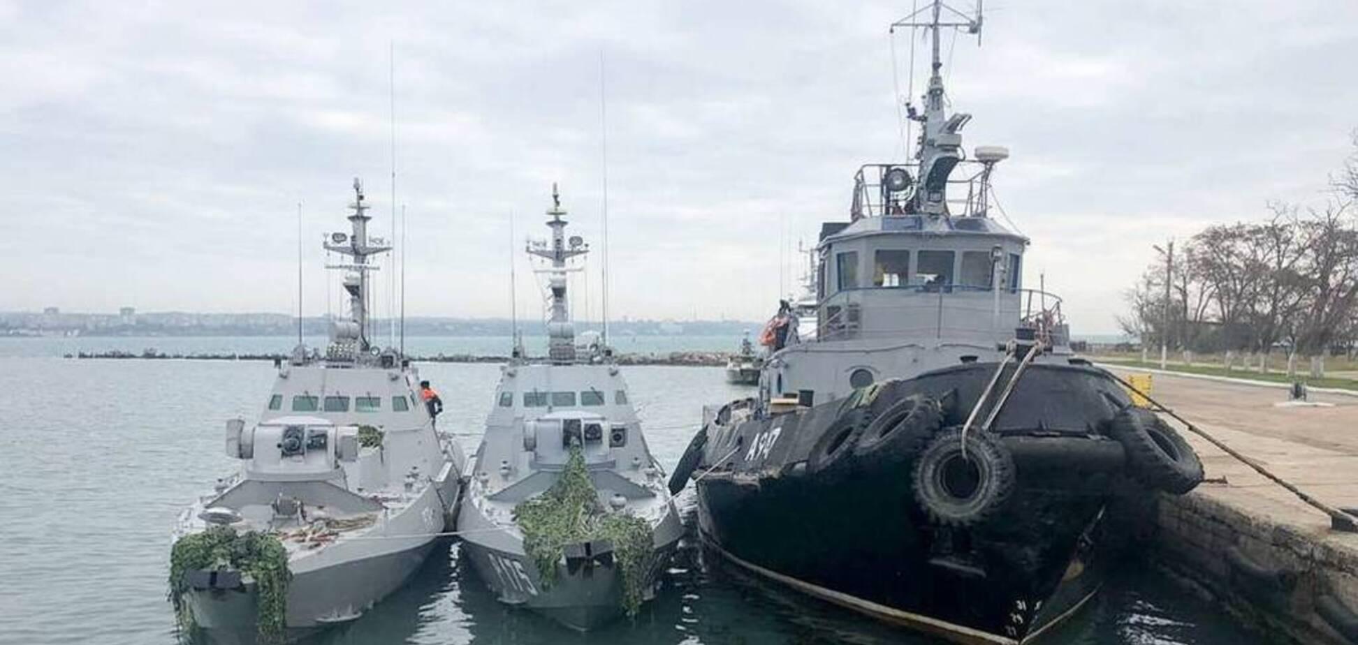 Россия вернулакорабли ВМС