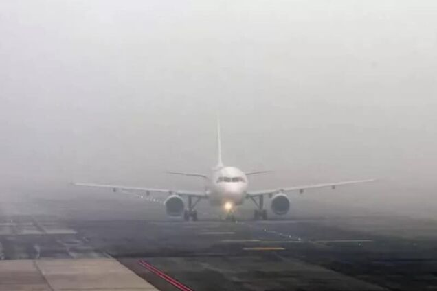 В Харькове произошло ЧП с Boeing 737-800 NG