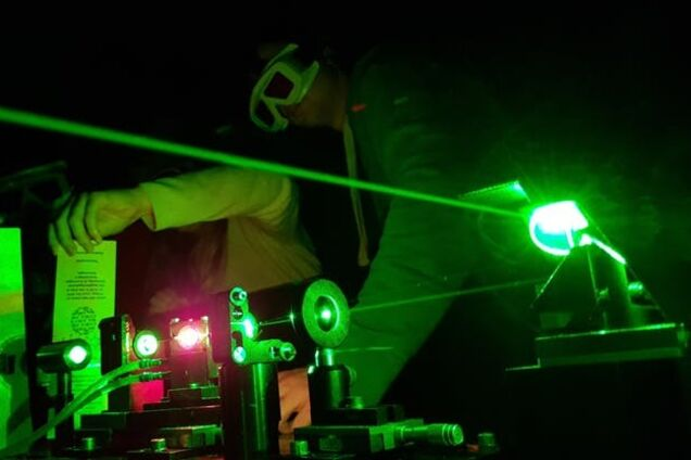 Установка для сверхбыстрой спектроскопии