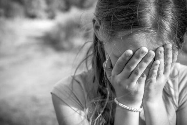 В Днепре девочка рассекла лицо