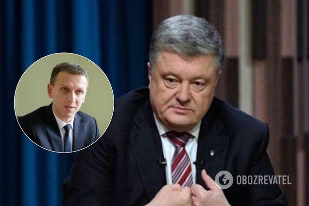 Петр Порошенко, Роман Труба