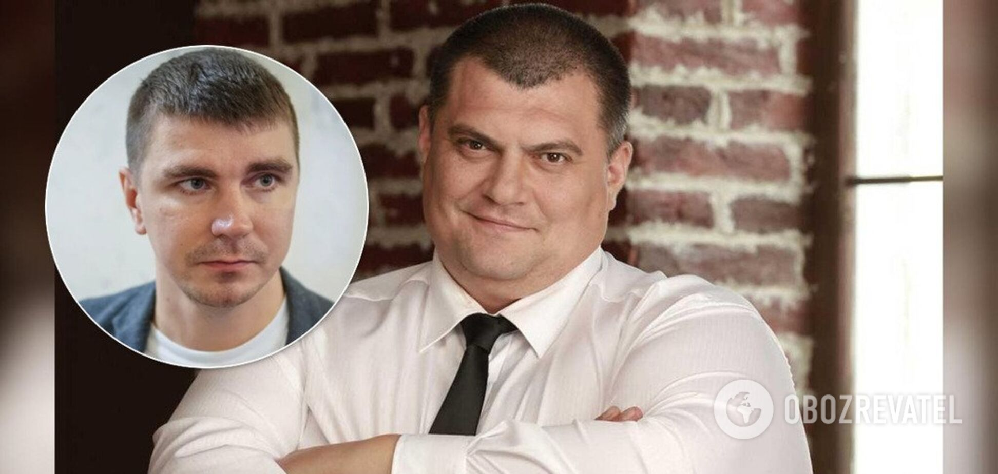 Поляков слил запись разговора 'слуг' с полицией Кривого Рога