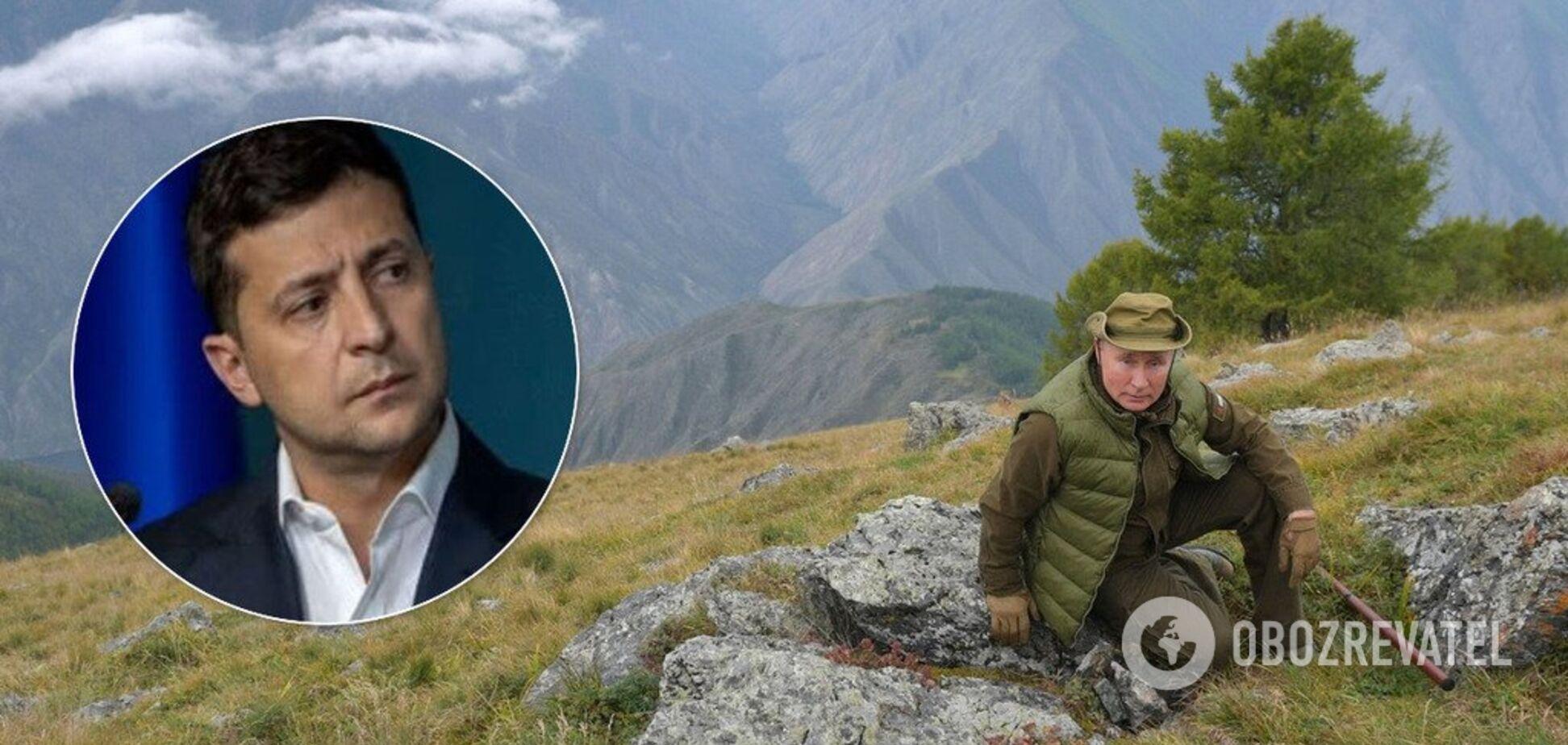 Путин не спешит на нормандскую встречу: две причины