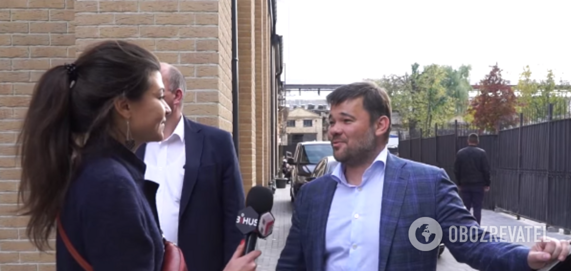Богдан устроил перепалку с журналисткой из-за 'неудобного вопроса': в сеть попало видео
