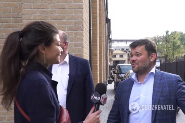 Богдан влаштував перепалку з журналісткою через 'незручне питання': в мережу потрапило відео