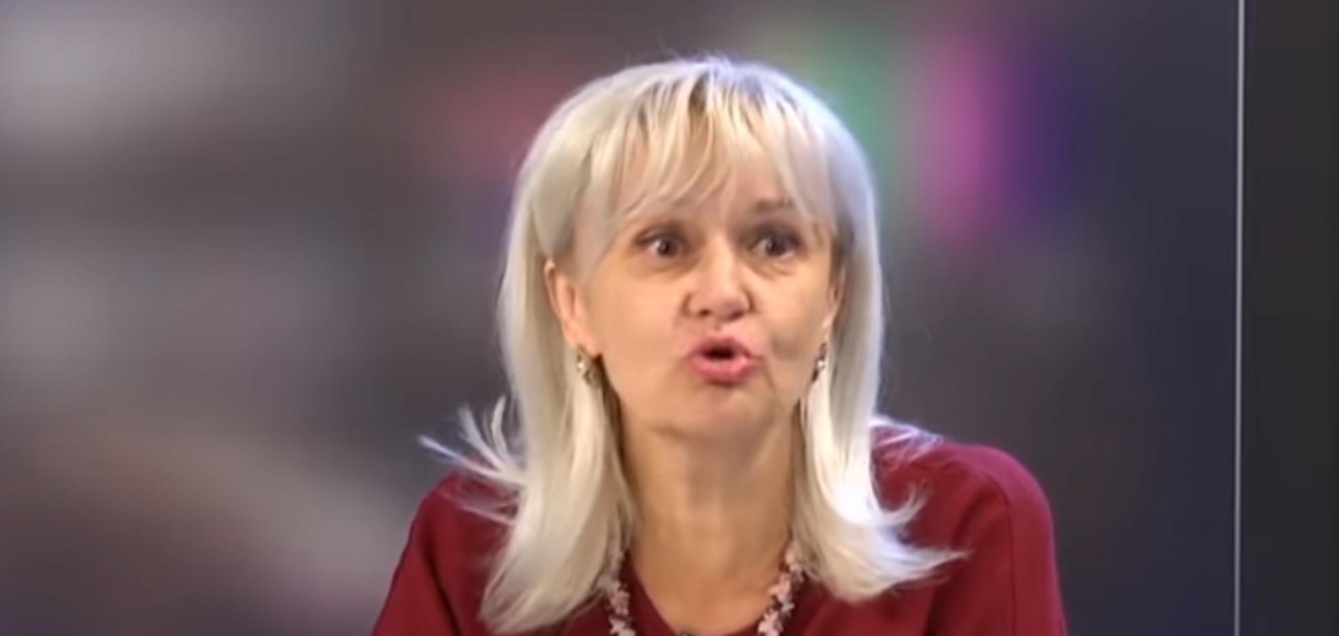 Фарион призвала уничтожить культуру России