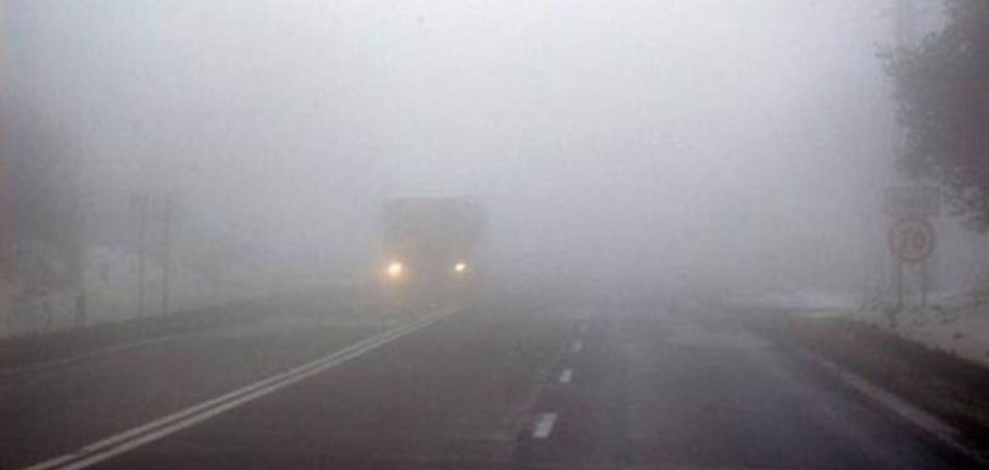 Туман в Одесi