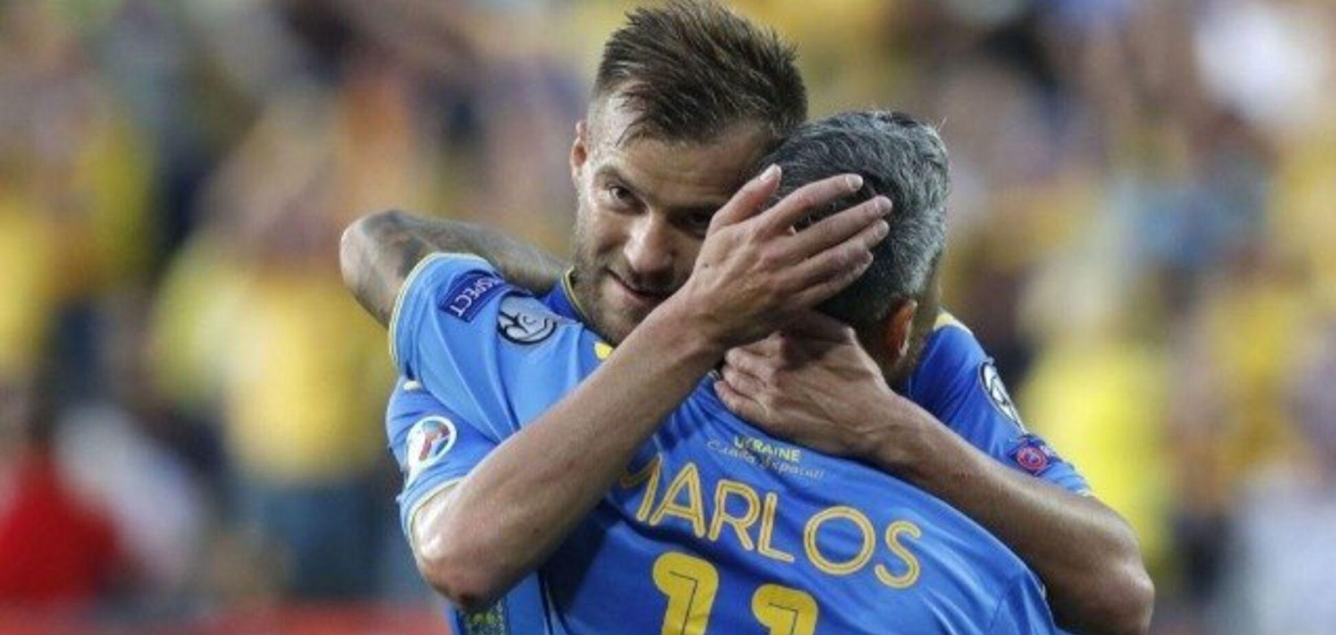 Названо фаворитів Євро-2020: де Україна