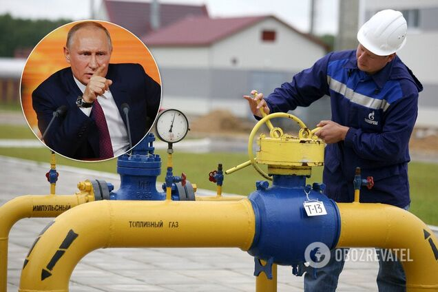 """Украина готовится к """"газовой войне"""""""
