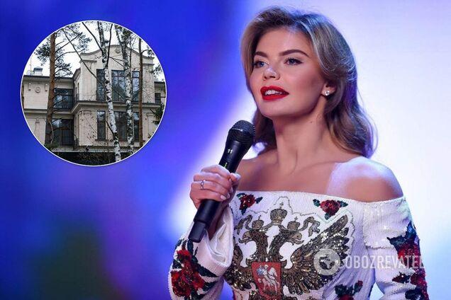 Алина Кабаева купила участок на Рублевке