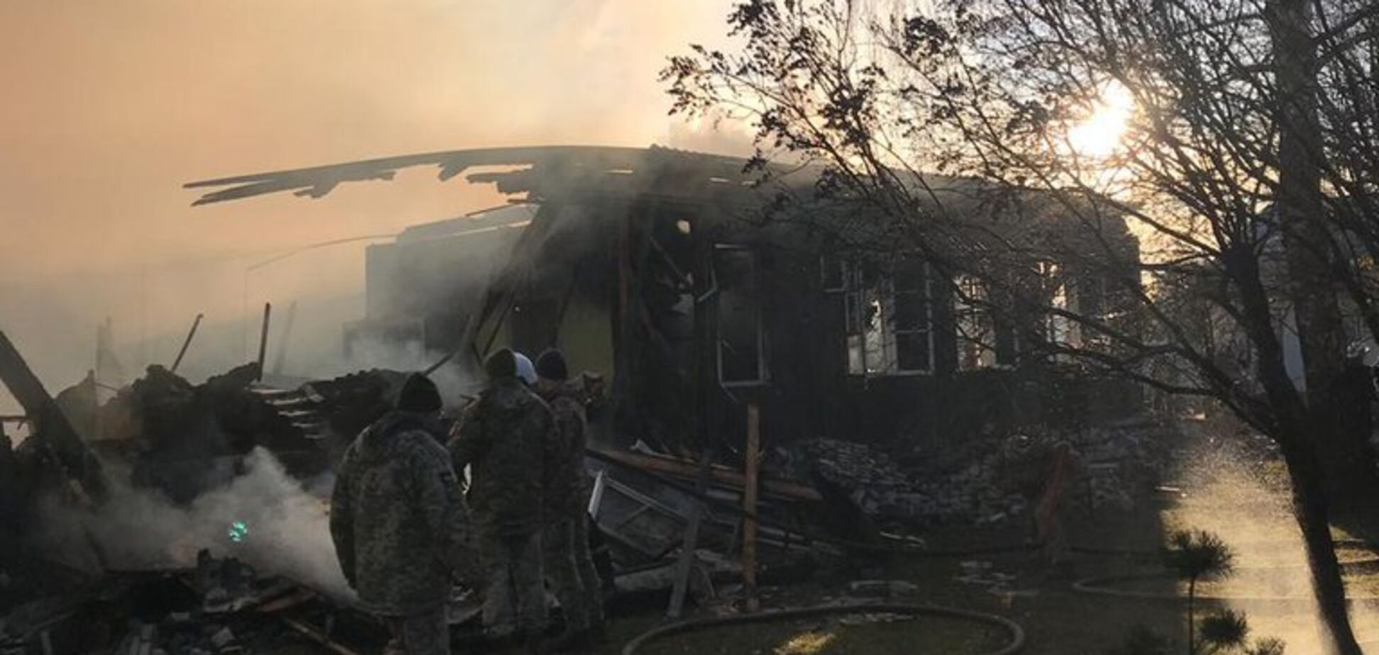Названа причина смертельного пожара с военными на Львовщине