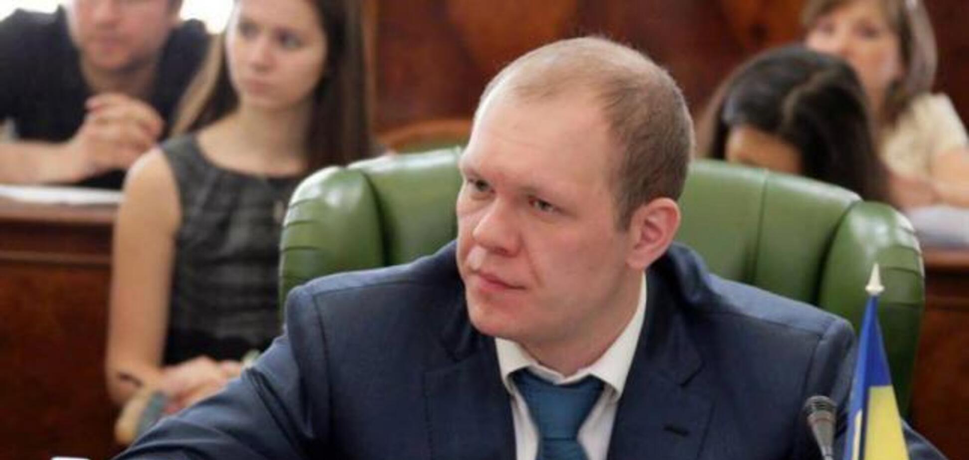 НАБУ объявило подозрение Дзензерскому