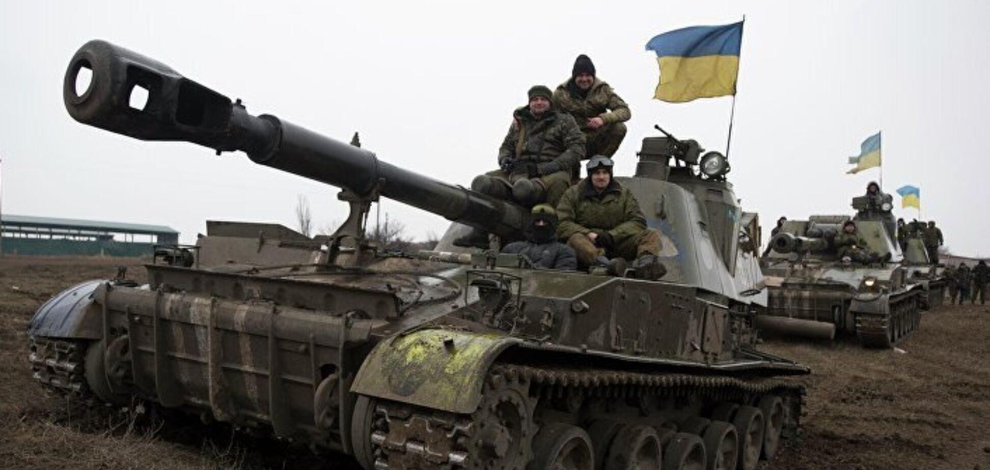 По ВСУ ударили из пушек: Украина понесла потери