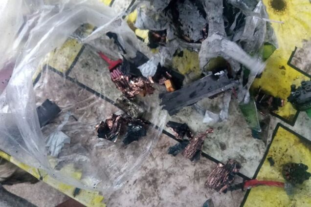 На Донбассе ВСУ сбили беспилотник врага