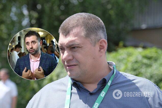 """Поляков слил новую запись """"слуг-решал"""" об Арахамии"""