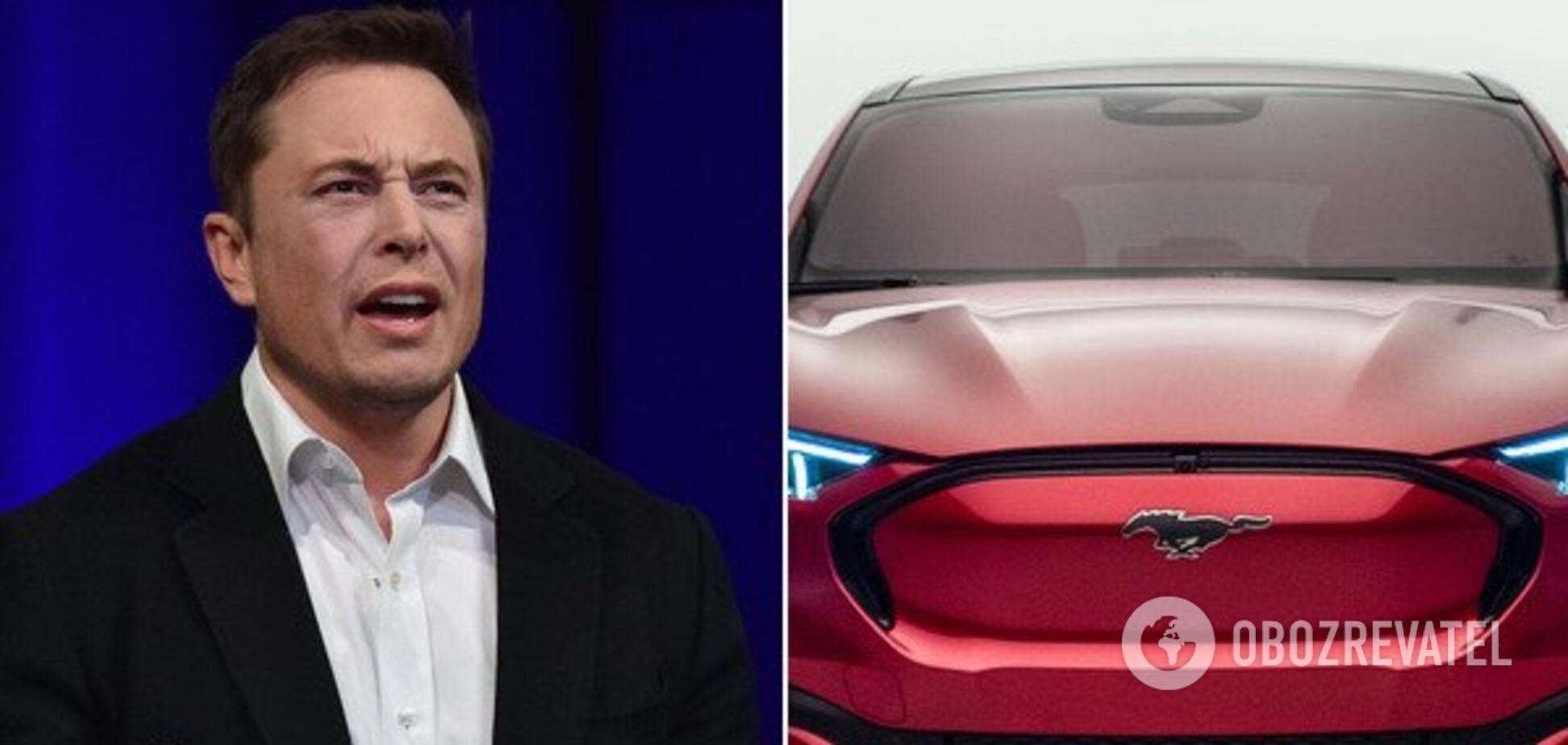 Маск раптово пішов на мирову з ключовим конкурентом Tesla