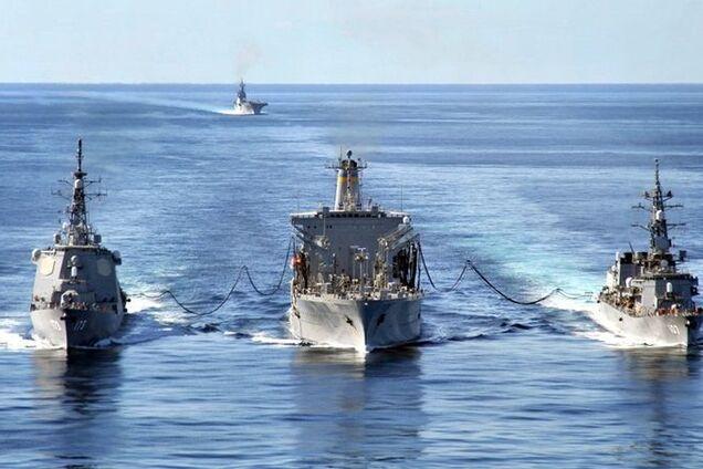 Россия вернула Украине корабли